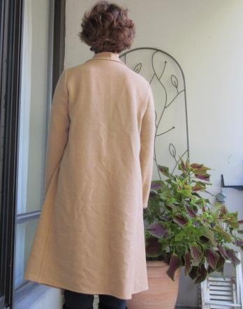 B6244 coat back