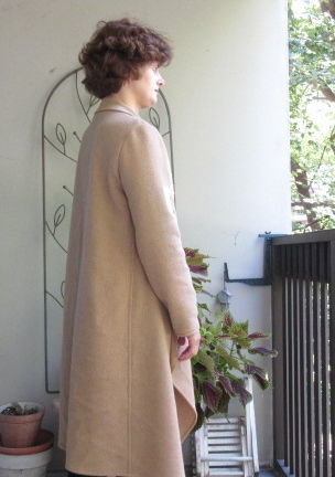 B6244 Coat side