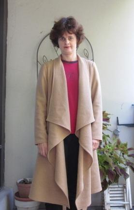 coat front B6244
