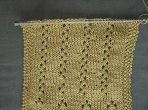 5 stitch eyelet column